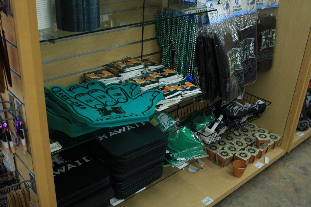 ハワイ大学のBook Storeその3