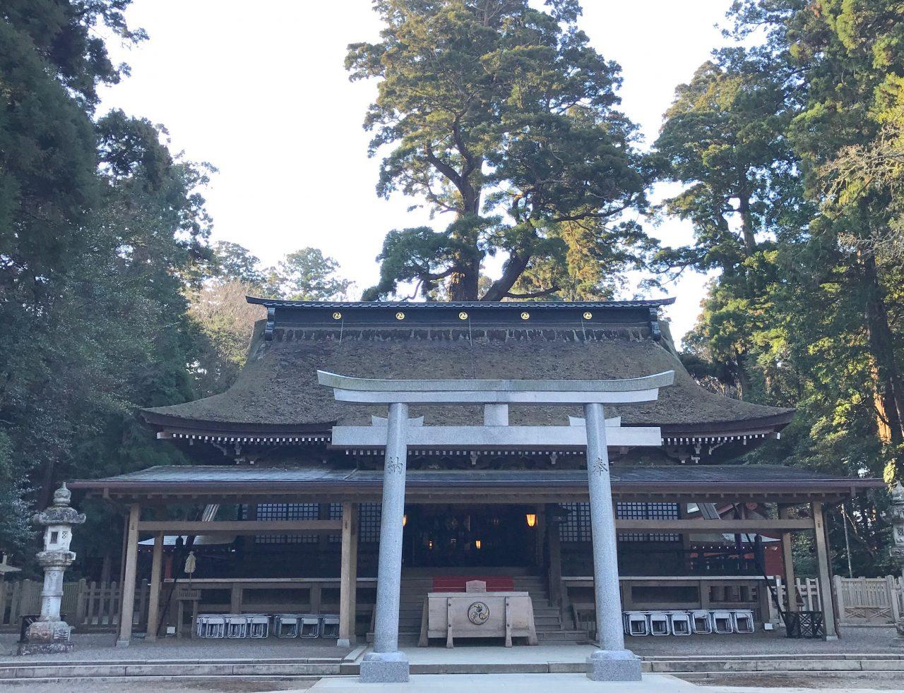【鹿島神宮参拝】平日早朝7時がオススメ!!