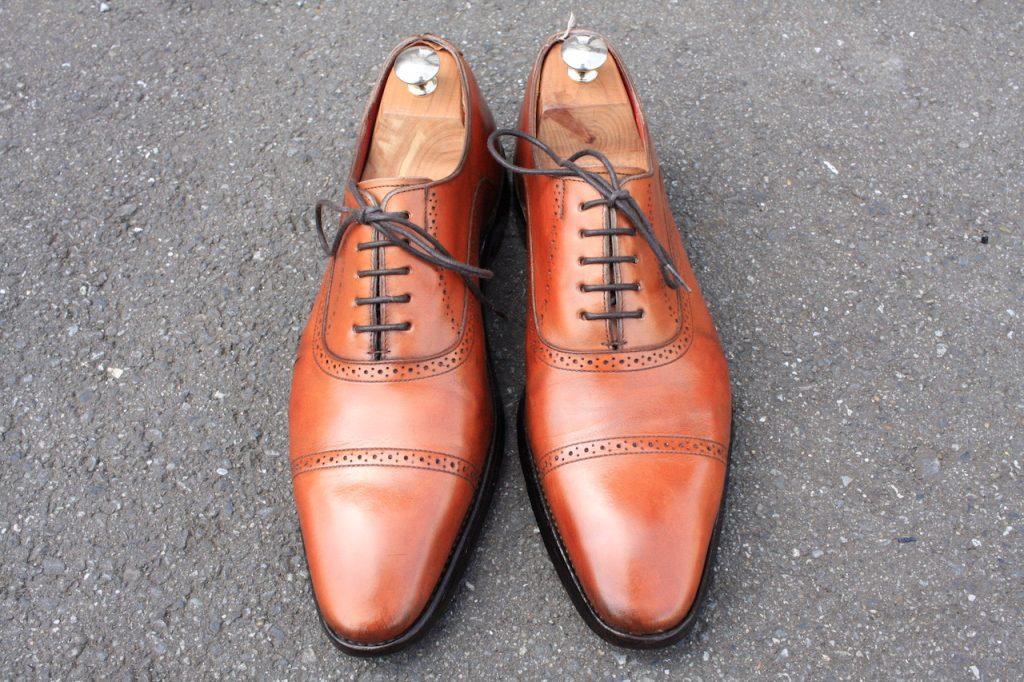 リーガルの大切な靴