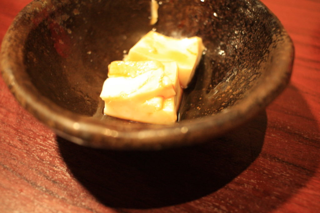 沖縄料理屋竹富島のジーマーミ豆腐