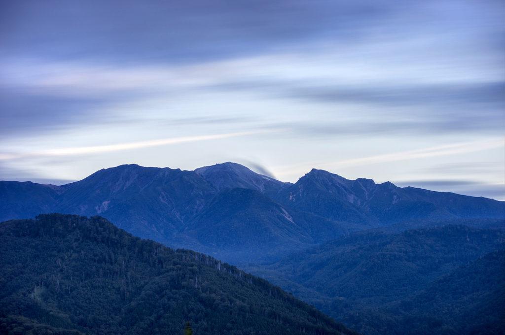 大自然豊かな御嶽山