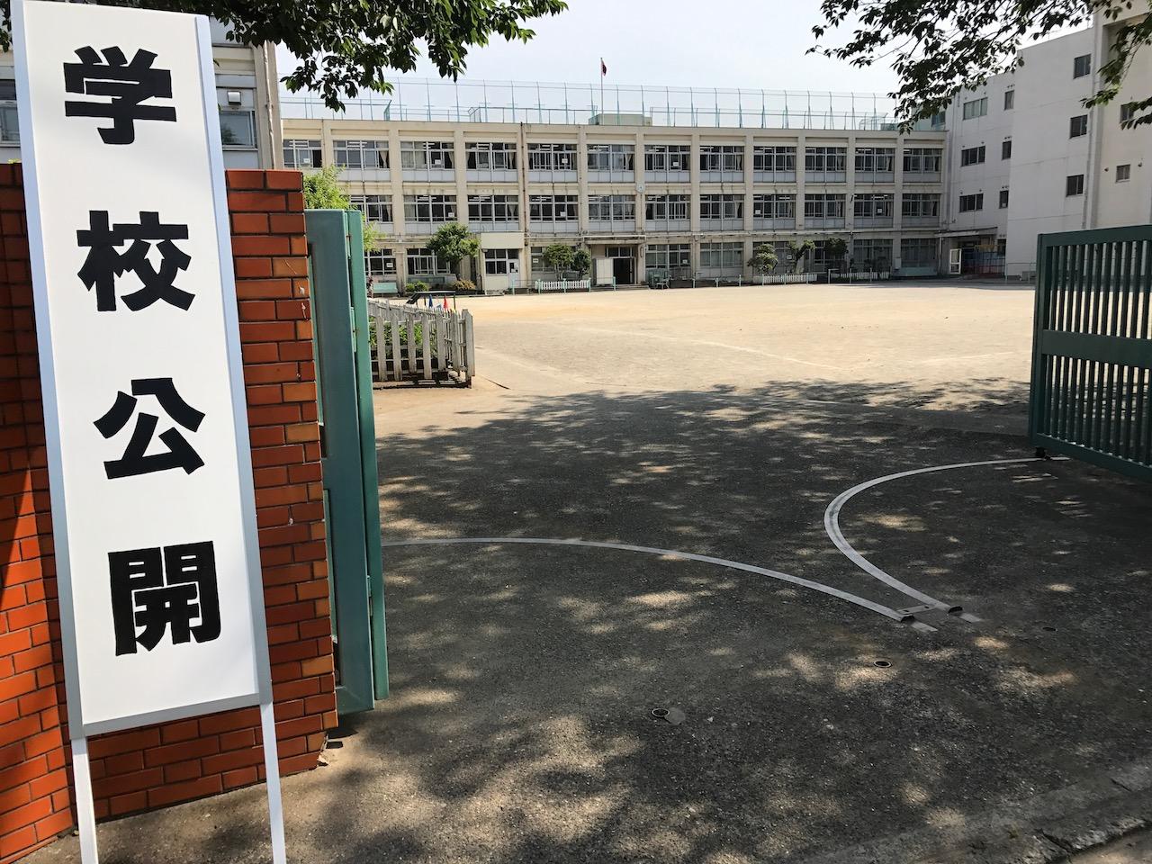長男の小学校は授業参観ではなく学校公開で地域社会に学校でどんなことをしているのか?を紹介してるんです。