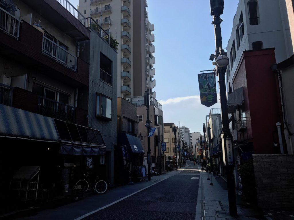 旧東海道品川宿の建物その6