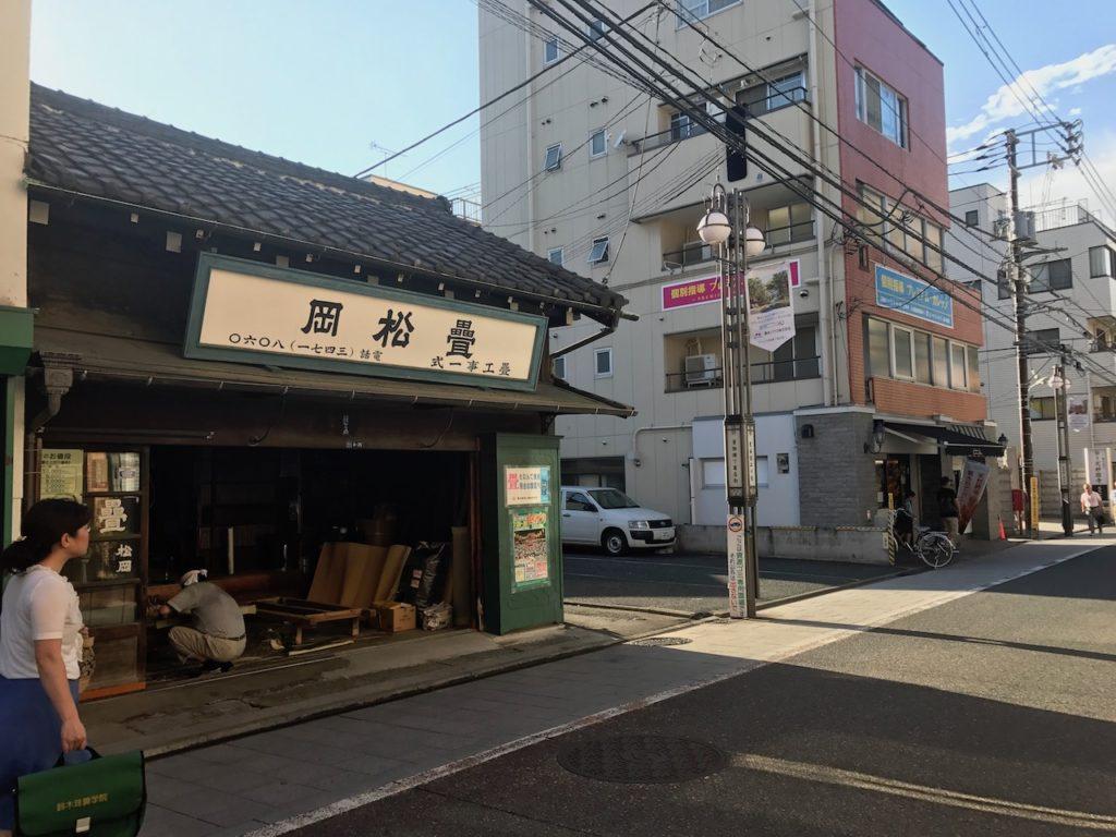 旧東海道品川宿の建物その4