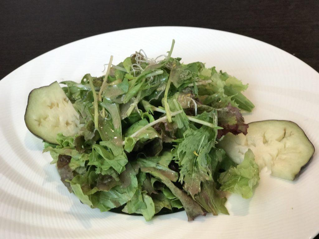 JALシティ羽田はるほろのサラダ
