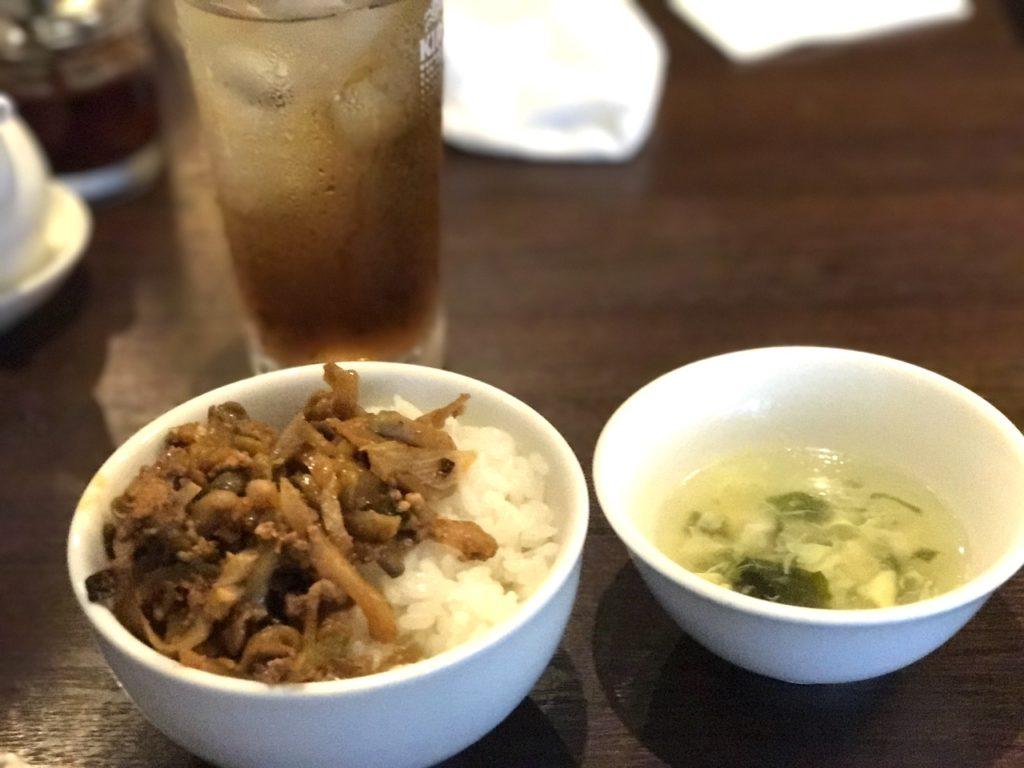 西安刀削麺酒楼の今週の御飯