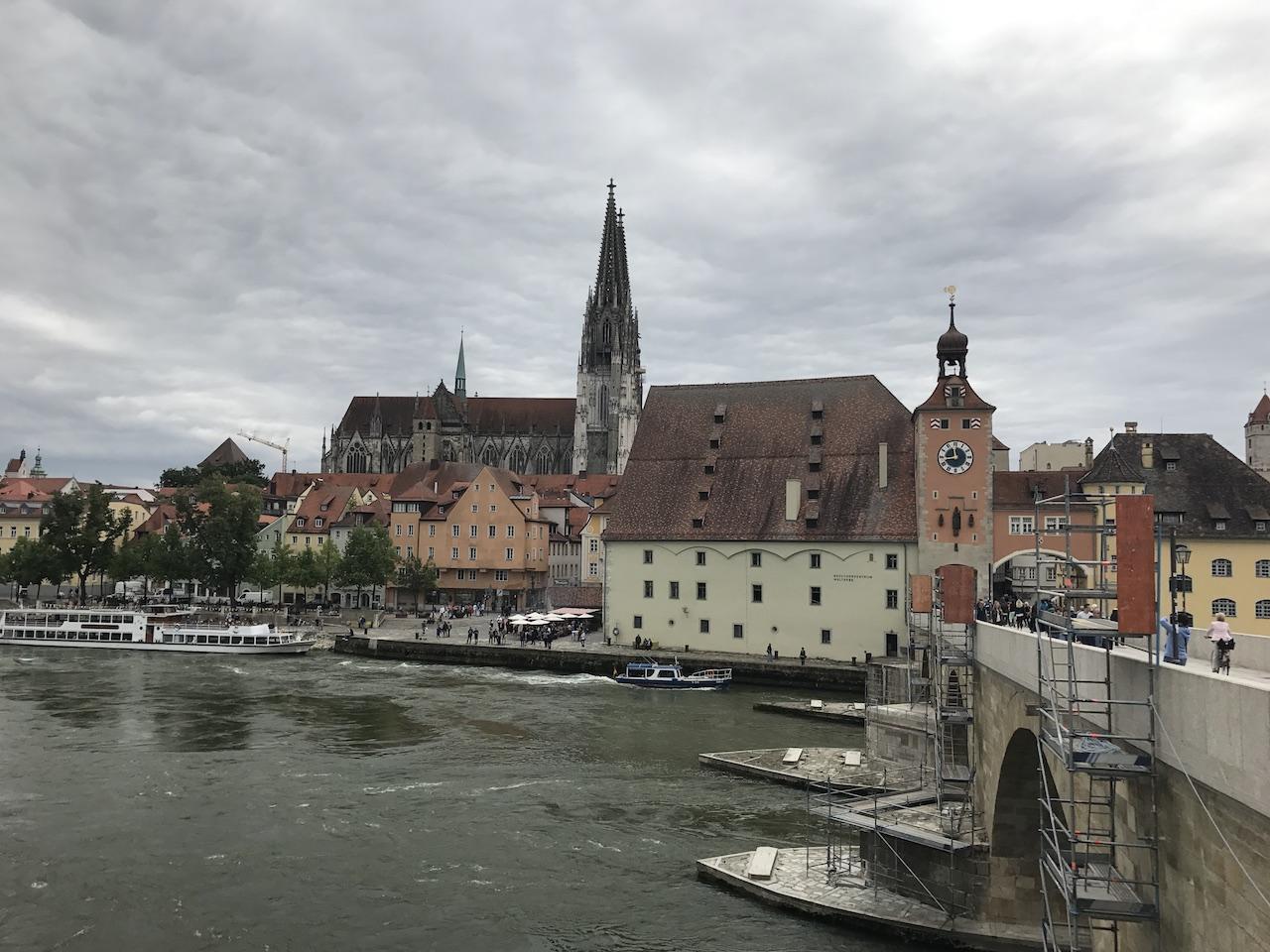 ドイツ世界遺産レーゲンスブルグの歩き方|行き方や街並みをご紹介!