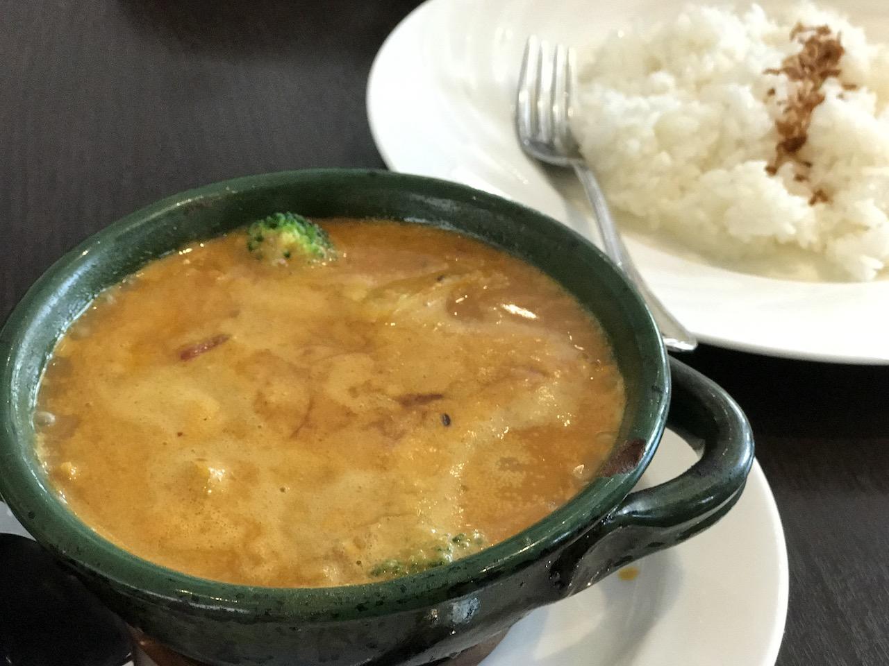 【JALシティ羽田・はるほろ@穴守稲荷】限定スープカレーが絶品!