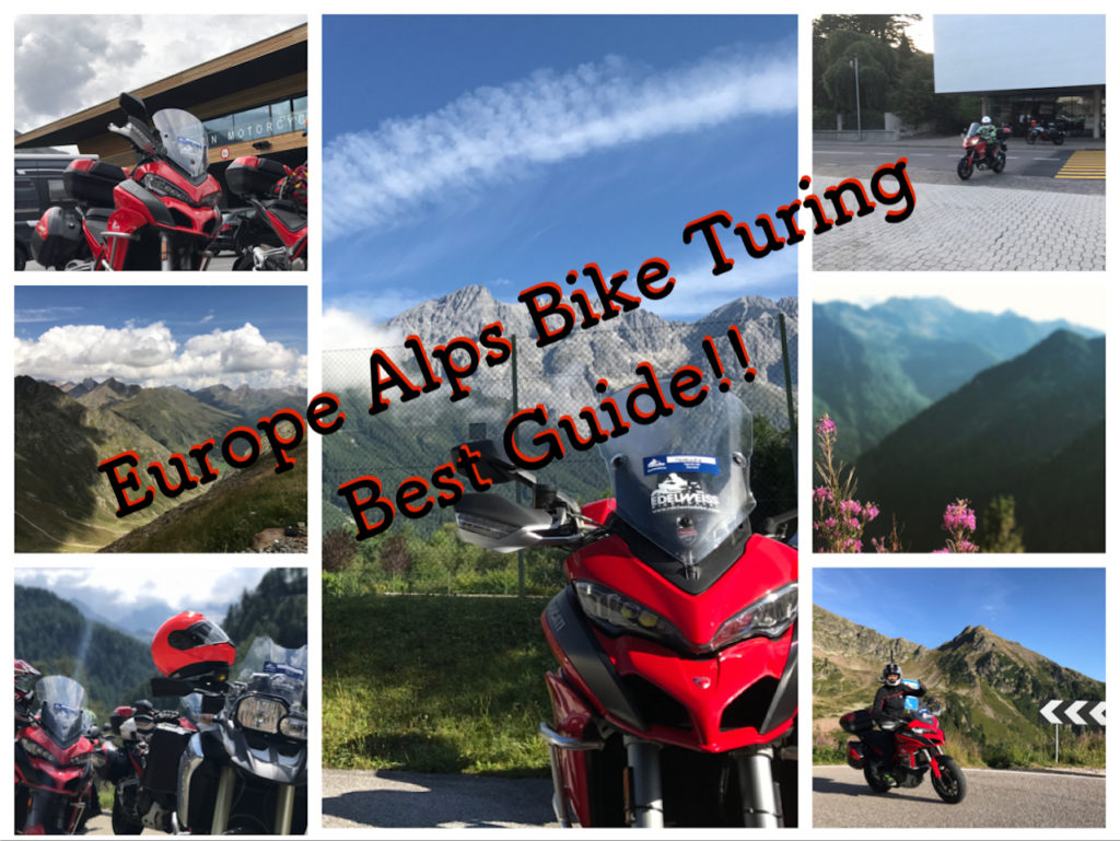 Europe Alps Bike Turing Best Guide