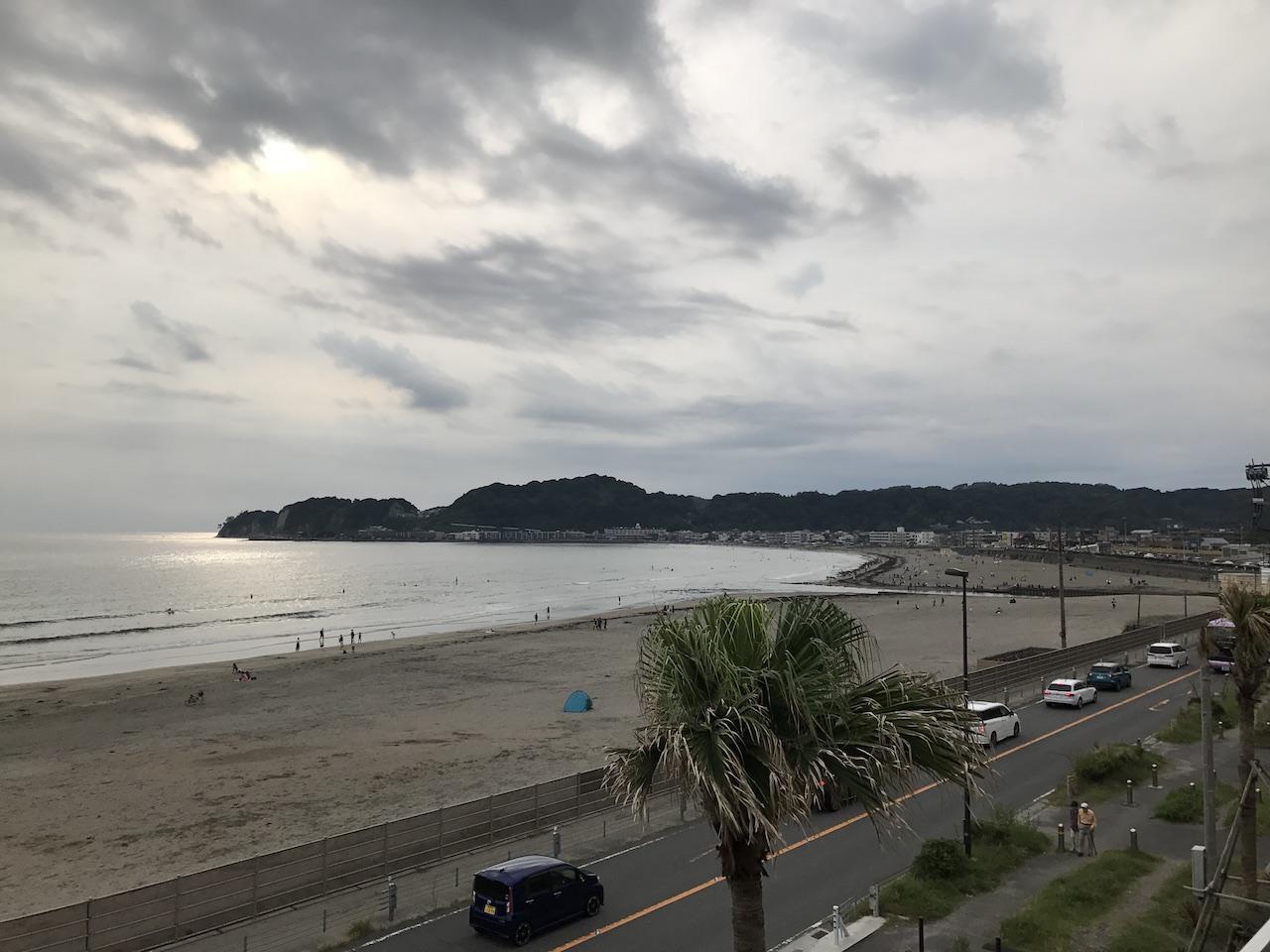鎌倉を1日お散歩してイタリアン食べたり海を見たりした日
