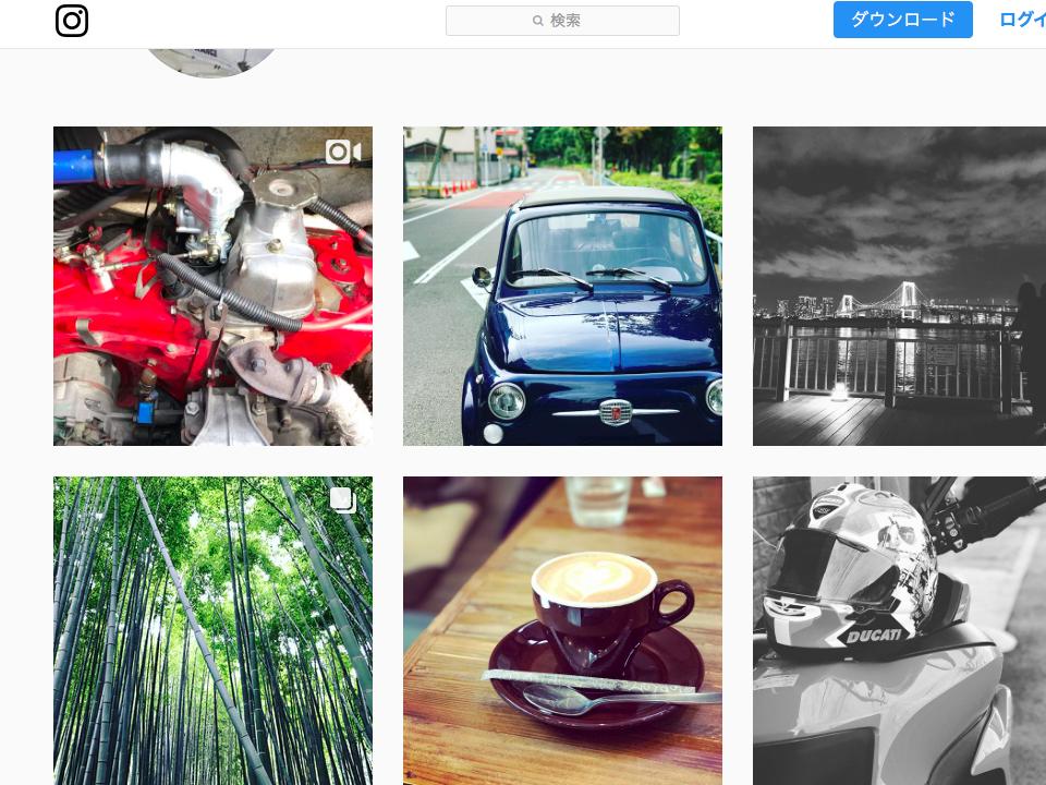 Instagramに写真をアップしてたら海外の見知らぬ人からフォローされたりイイねされるようになって驚いたというお話