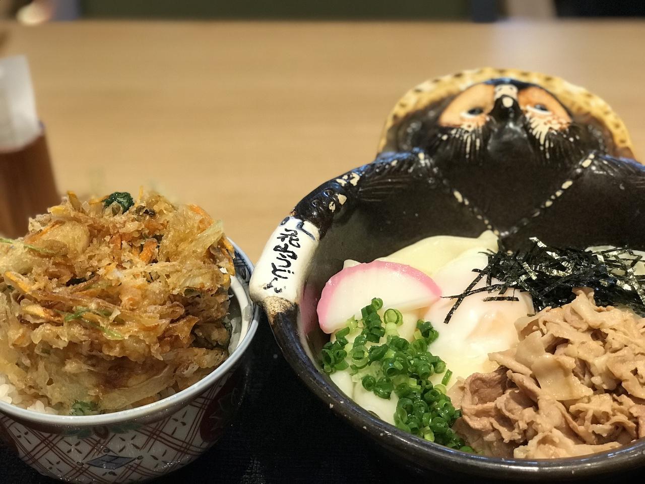 【帯かわうどん・花山@銀座】新食感との出会い!!ランチがお得でおすすめ!
