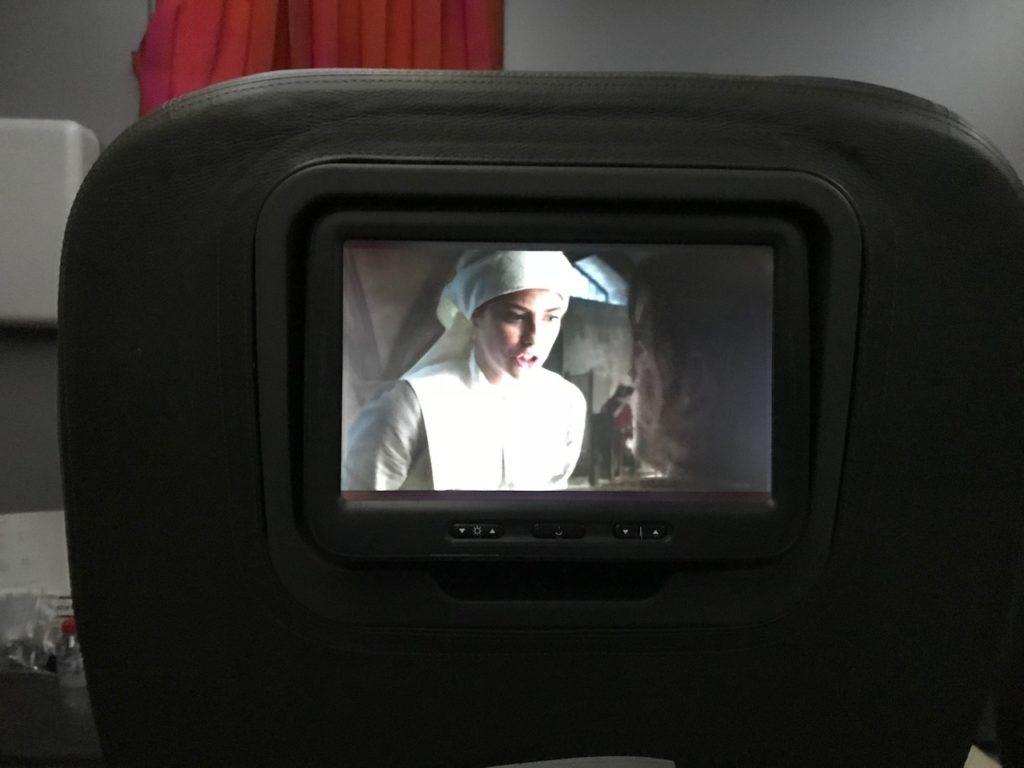 映画の画面