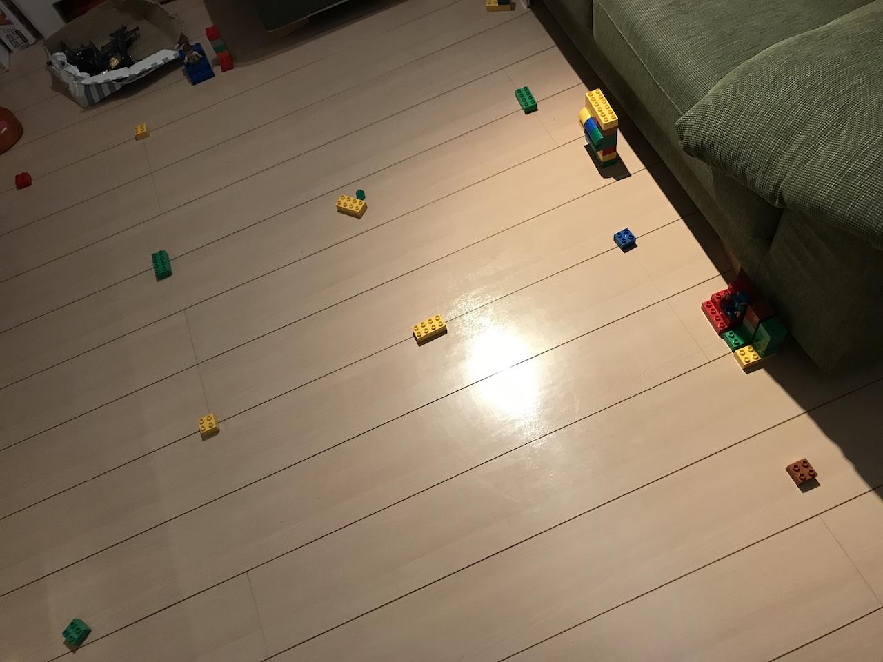 """子供達と部屋の掃除をしてわかったこと。お部屋の掃除は""""心の掃除""""をしていることなんだなぁというお話"""