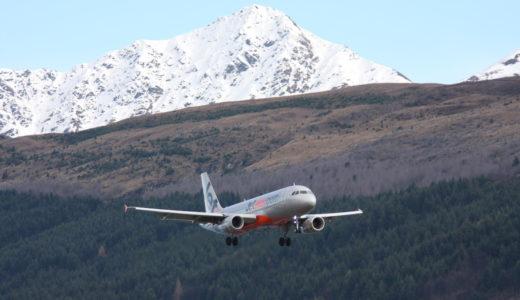 クイーンズタウン観光と飛行機三昧な日|ニュージーランドキャンピングカー旅行4日目