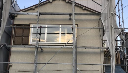 家の目玉『書斎』と『大型出窓』がついに完成!(その6)|オンボロ戸建てをリノベーションしてみた。