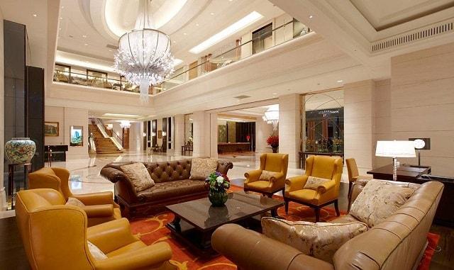 taipei_okura-hotel_lobby